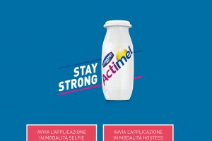 <strong>Danone Stay Strong<span><b>in</b>Portfolio </span></strong><i>→</i>